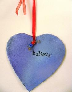 Believe ~ In New Beginnings by Ann Marquette